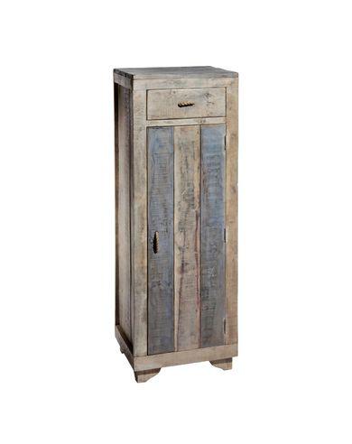 Id e de peinture pour petit meuble bois idees et envies - Reparer un meuble en bois ...