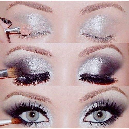 sephoracolorwashSilver Eyeshadow, Eye Makeup, Eye Shadows, Dramatic Eye, Smoky Eye, Eyeshadows, Eyemakeup, Smokey Eye, New Years