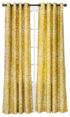 Threshold Paisley Curtain Panel