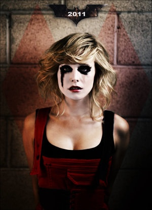 Costume Ideas: Harley Quinn, The makeup was especially well done in this one :D