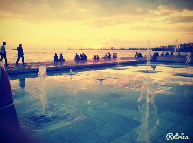 Thessaloniki Photography by ©Nina Zosimiadou