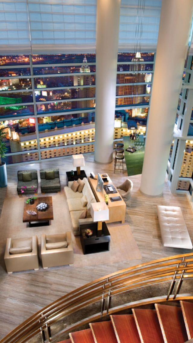 #Luxury Penthouse in Vegas
