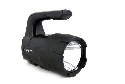 Varta 3W LED indestructible beam lantern. £24.99