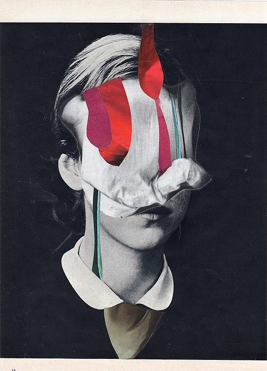 collages by charles wilkin