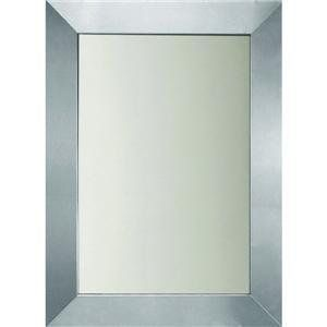Zenith Brushed Nickel Surface Mount Medicine Cabinet by Heath/Zenith.  $125.70. Clean contemporary