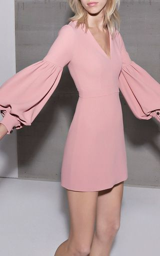 Ellena Blouson Dress by ALEXIS for Preorder on Moda Operandi