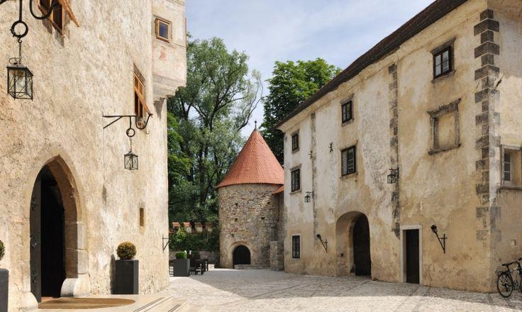 Il Castello di Otočec, l'unico in Slovenia ad essere stato eretto su un'isola fluviale, dal 2009 è entrato a far parte della prestigiosa associazione internazionale Relais & Châteaux. Al suo interno ospita un ristorante gastronomico in cui assaggiare un'interpretazione moderna della cucina tradizionale slovena.