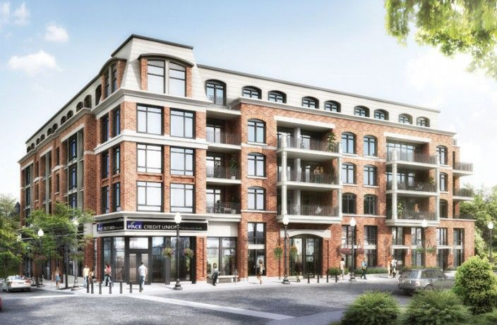 Pace on Main brings you a luxurious and unique boutique condo living in Stouffville. #Condominium #LuxuryCondo http://bit.ly/paceon12