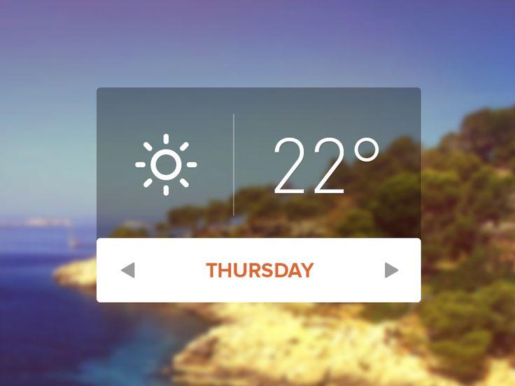 Weather in Ibiza by Ben Garratt