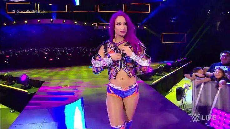 The Boss Sasha Banks