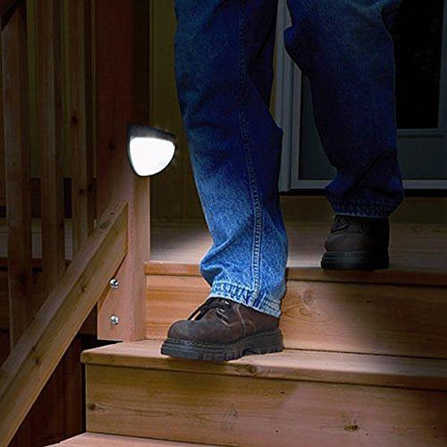 Motion/Sound Sensor Solar LED Lights