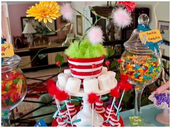 Dr. Seuss Party by teri-71