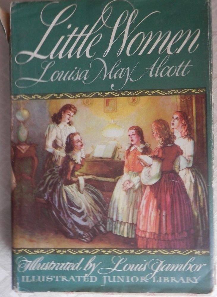essays on little women In 1868, louisa may alcott wrote the book little women in response to a publisher s request for a girl s book  louisa wrote this book by calling upon.