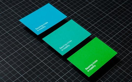 Visitenkarten für SYCUBE GmbH