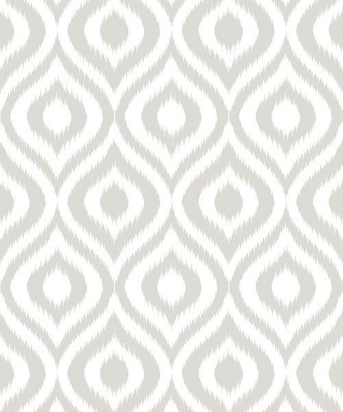 Light Gray Ikat Original Bedroom Pinterest Originals