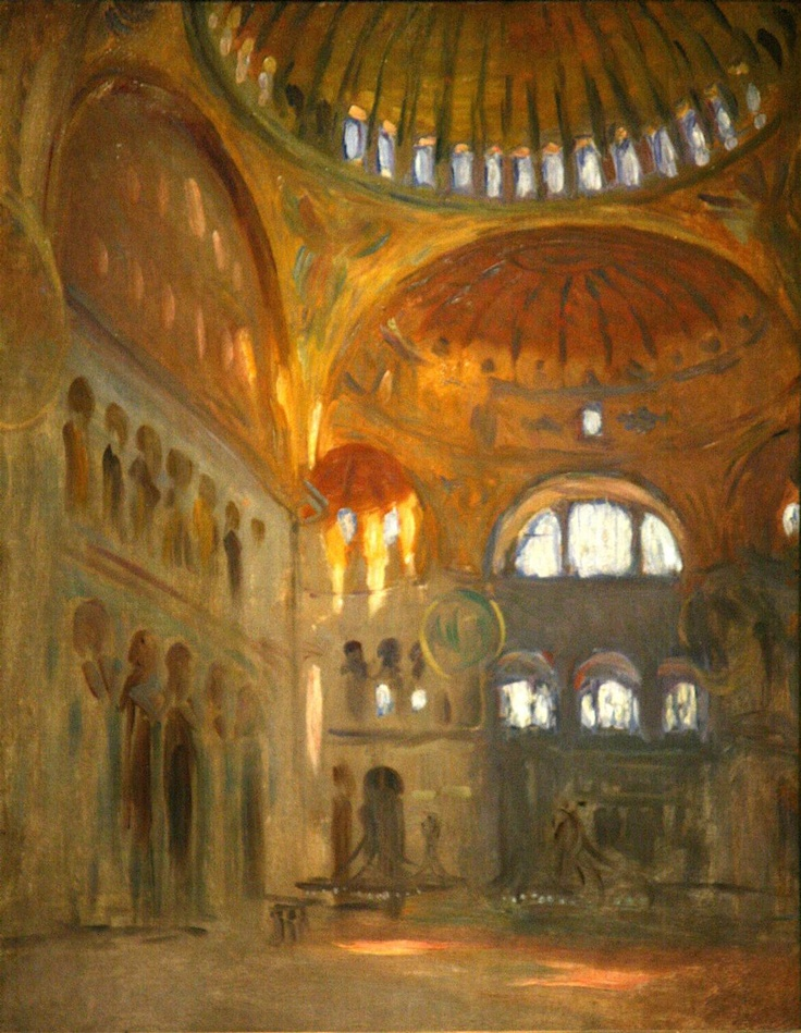 """John Singer Sargent - Not surprisingly, in creating his ..."