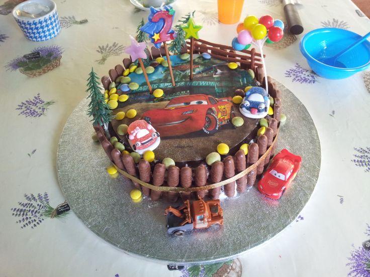 torta di compleanno di Lorenzo!