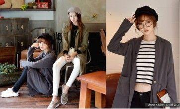 DEEPNY :: Long one-piece / t-shirts / denim shirts / blouses / checked shirts