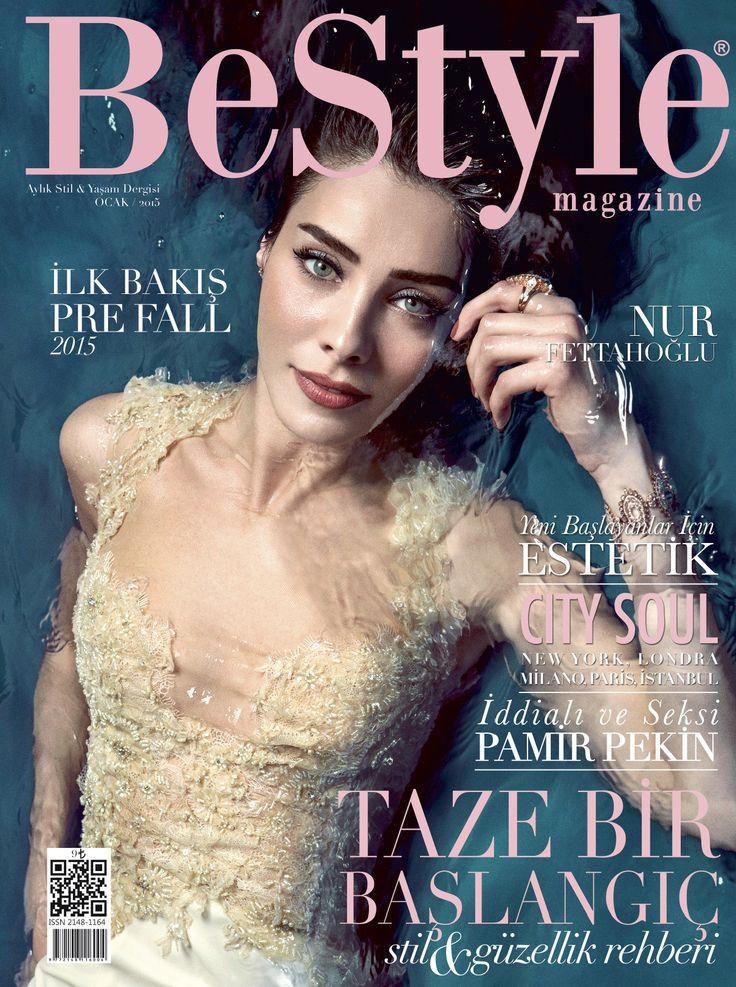 BeStyle Magazine Ocak 2015