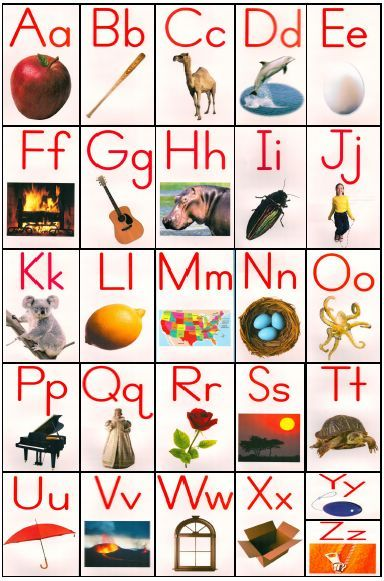 86 Best Abc/Abc-Charts Images On Pinterest | Teaching Ideas