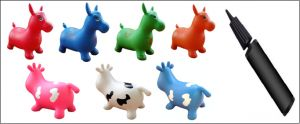 Check Bouncy Horse and Cow Toys for Toddlers from Appleround, the kids best pal with which they love to spend numerous hours. Click on https://bestkidsrideontoys.com for more ride on toys.