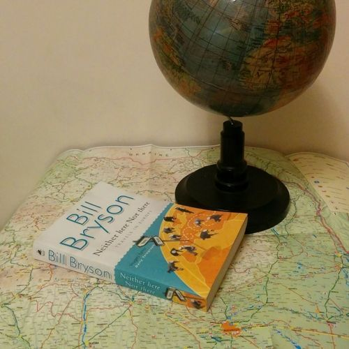 Book review ~ Neither Here nor There: Travels in Europe