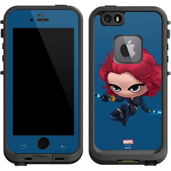 Add your own style to your phone case with the official Baby Black Widow skin for cases. The Baby Black Widow graphic is an official Avengers design. Choose your case below.