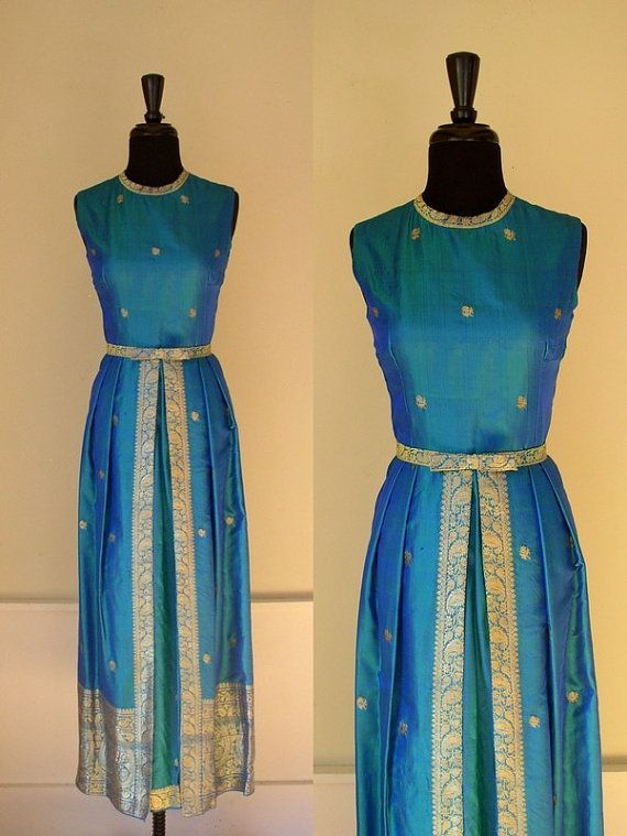 sari inspired cocktail dress - Google Search