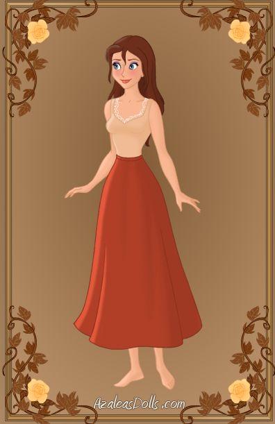 Jane Porter { Jungle Outfit } by kawaiibrit on deviantART