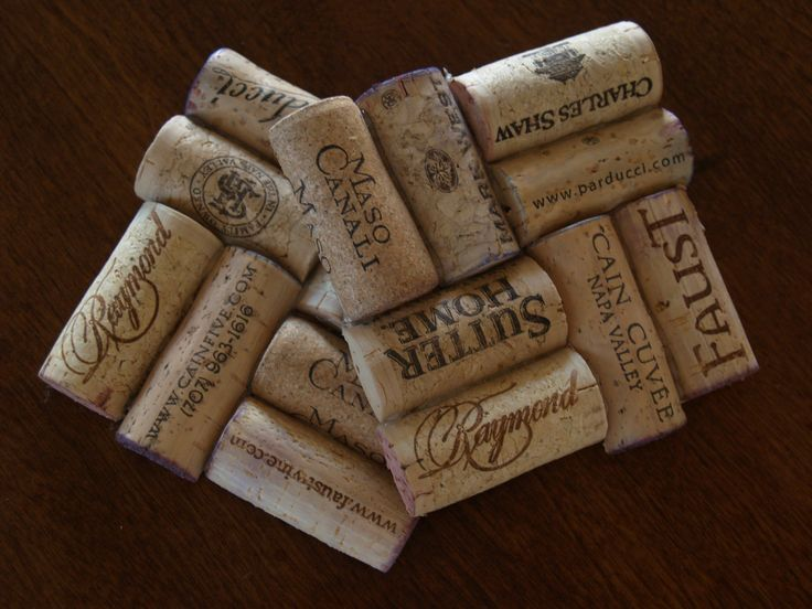 In the process of making coasters from left over wine for Simple cork