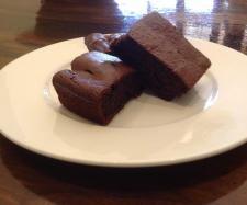 Recipe Grain, Refined Sugar, Gluten Free Brownies    Thermomix #Gluten Free Recipe Competition