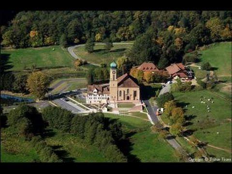 Basilique Notre-Dame-de-Thierenbach - Jungholtz - Alsace -  France