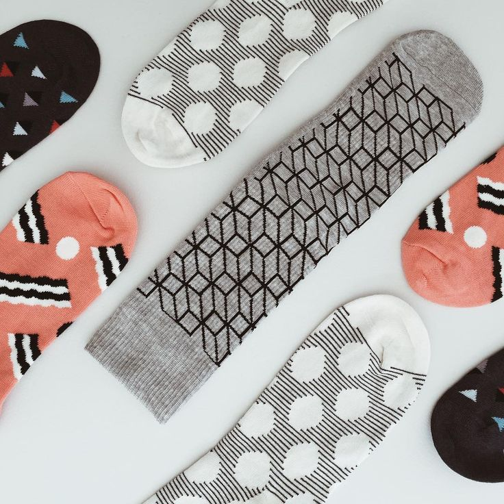 """My love for socks continues to grow and with this obsession, could not help but be giddy when seeing @happysocksofficial. The colors, patterns,…"""