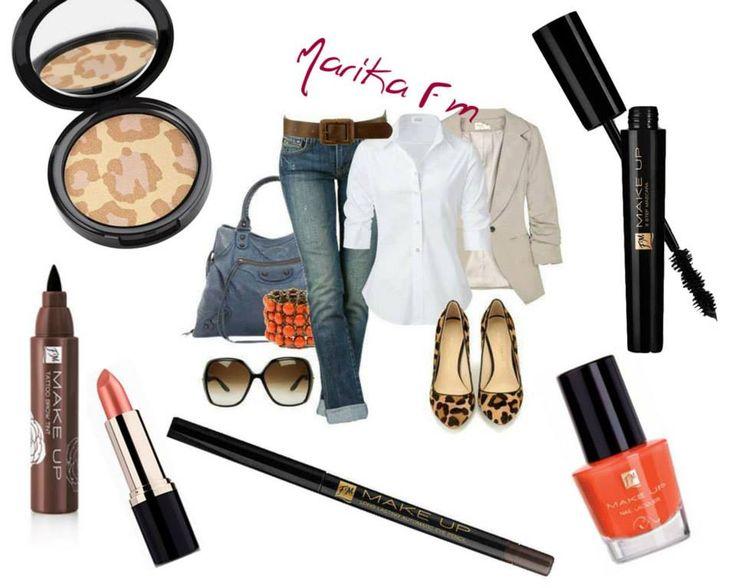 - c019 Polvere illuminante multicolore Golden Jewel - kr14 Evidenziatore sopracciglia Dark Bronze - li03 Rossetto Australian sand - kr02 Matita automatica per occhi Deep maroon - n030 Smalto per unghie Fresh carrot - m002 3Step Mascara #orange #summer #nails #nailart #trend #fashion #outfit #moda #FMGroup #FMGroupItalia #makeup #passion #lipstick #brow #eyebrow