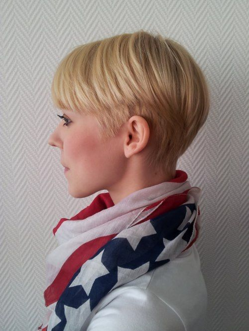 Pixie Cropped Hair Pinterest Bowls Bowl Cut And