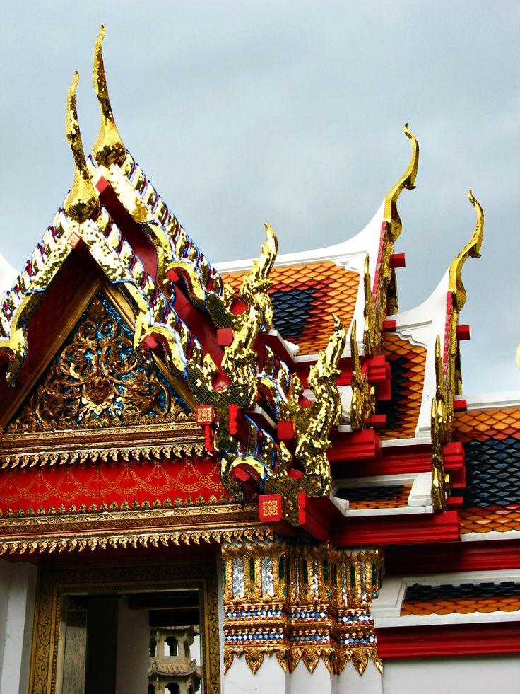 Wat Phra Chettuphon Wimon Mangkhlaram Ratchaworamahawihan or Wat Pho Bangkok, Thailand