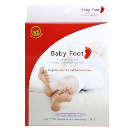 Baby Foot Exfoliant Skin Peel