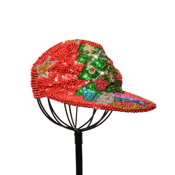 Crazy Decorated Hats: 14 Best Ugly Christmas Hat Ideas Images On Pinterest