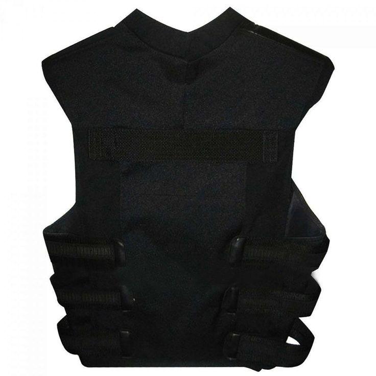 Punisher Costume Vest
