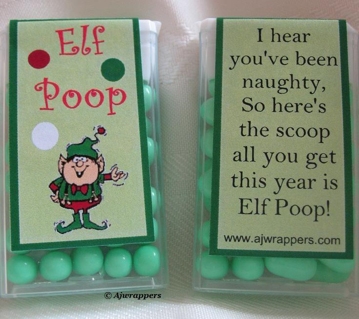 Elf Poop. lol.