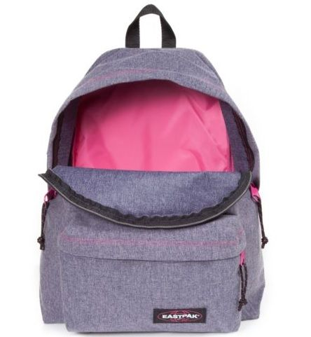 Eastpak - Padded Pak'R® Melout http://www.eastpak.com/eu-en/backpacks/the-iconic/padded-pak-rr-melout-blue.html
