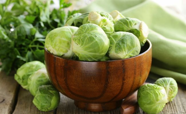5 Health Benefits of Brussels Sprouts