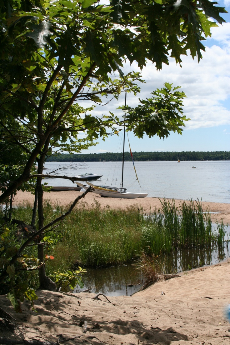 Killbear Provincial Park.... Our favourite place to camp