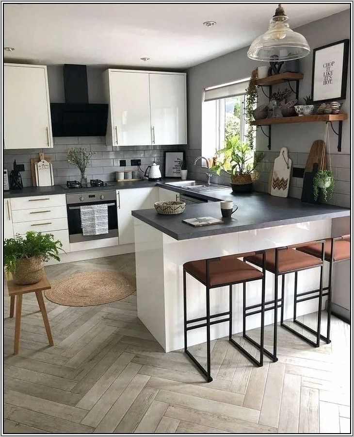 Kitchen Dining Room Design Ideas In 2020 Small Modern Kitchens Kitchen Design Small Modern Kitchen Design