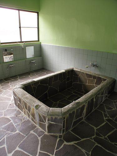 an old bath or tub?