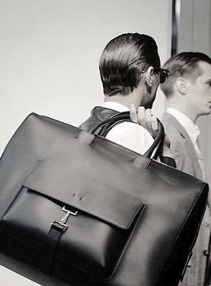 Men need Stylabl bags too!