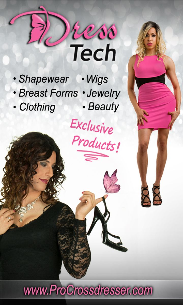 Professional crossdressing products and FREE US Shipping over $150. #crossdressing