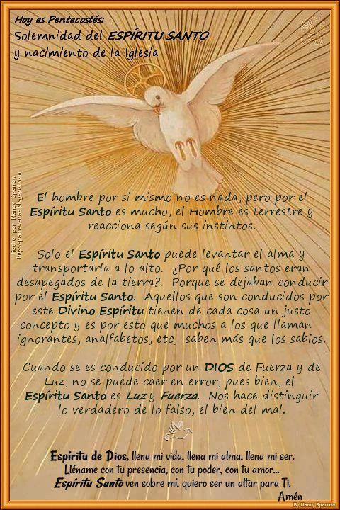Espíritu Santo quiero más de TÍ (Spanish Edition)