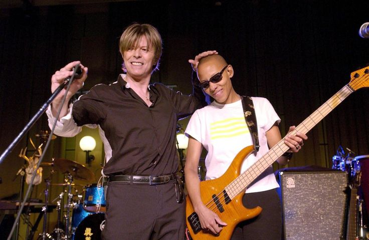 David Bowie Bassist Gail Ann Dorsey: 'He Altered the Course of My Life'
