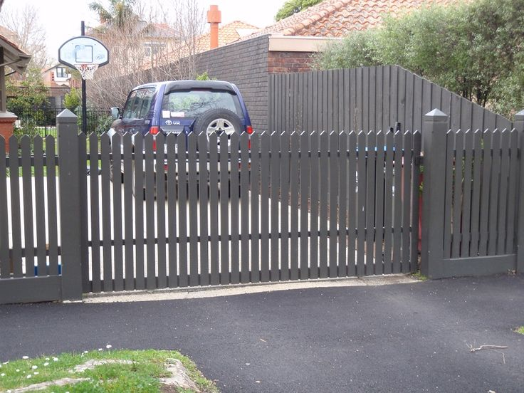 34 Best Images About Wood Gates By Automated Gates On